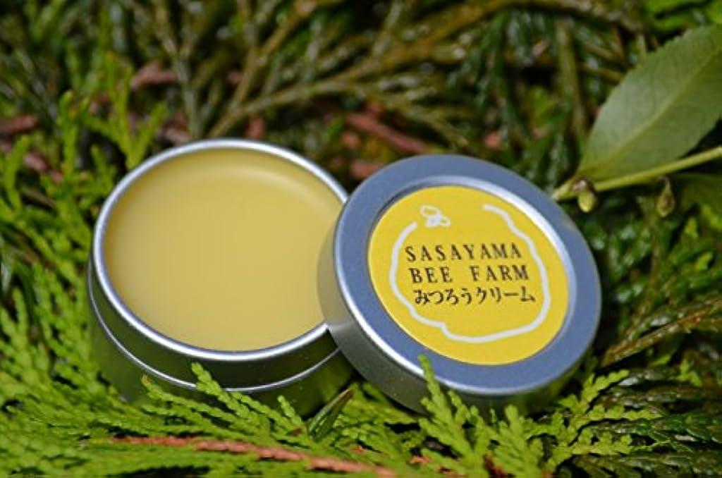 コンパクト免除する増強ささやまビーファーム ミツロウクリーム 養蜂家の作ったハンドクリーム
