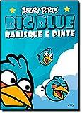 Angry Birds Big Blue. Rabisque e Pinte