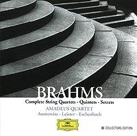 Brahms: Complete String Quartets, Quintets & Sextets (2003-10-14)