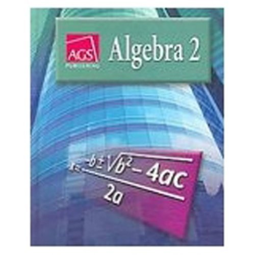 Download Algebra 2 Teacher's Edition 0785435441