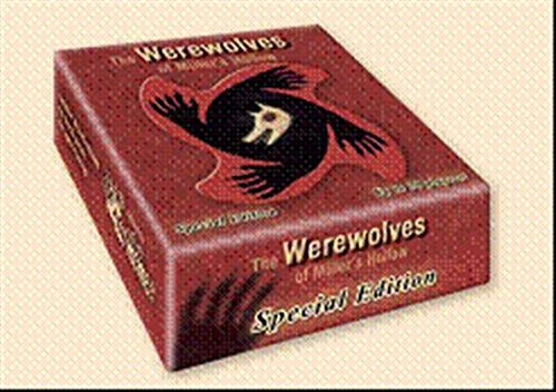ミラーズホロウの人狼:特別版 (The Werewolves of Miller's Hollow: Special Edition) カードゲーム