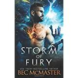 Storm of Fury: Dragon Shifter Romance (Legends of the Storm)