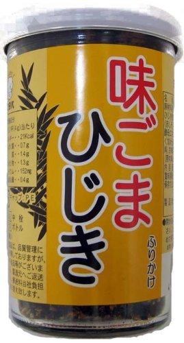 フタバ 味ごまひじき 瓶 65g