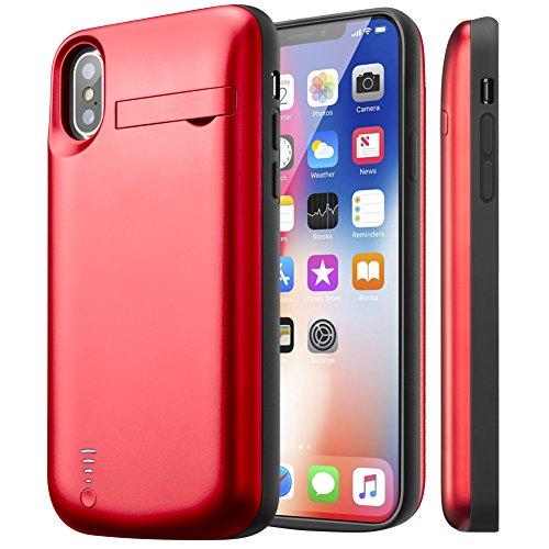 033555a22a バッテリーケース iphoneXバッテリー内蔵ケース iphone x battery case 5000mAh大容量 使用時間150