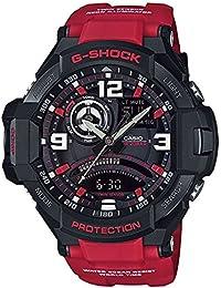 CASIO カシオ G-SHOCK Gショック SKY COCKPIT スカイコックピット メンズ 男性用 腕時計 GA-1000-4B 【逆輸入品】