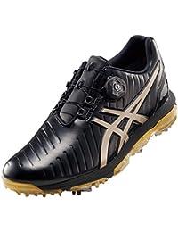 [アシックス] GEL-ACE PRO3 Boa ゲルエースプロ3ボア ゴルフシューズ ブラック/ラテ TGN919