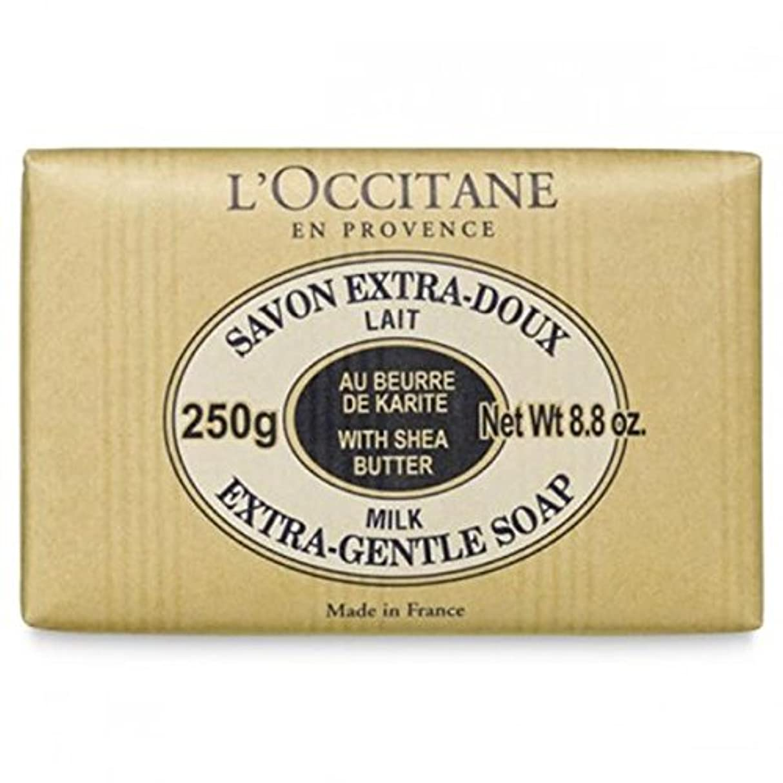 フィードミニチュアショートロクシタン[L'OCCITANE]シア ソープ ミルク 250g [並行輸入品]