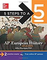 5 Steps to a 5 AP European History 2014-2015 Edition (5 Steps to a 5 on the Advanced Placement Examinations Series)【洋書】 [並行輸入品]