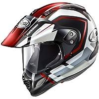 アライ(ARAI) バイクヘルメット オフロード TOUR CROSS3 DETOUR RED S 55-56cm