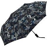 ワールドパーティー(Wpc.) 雨傘 折りたたみ傘 自動開閉傘 ペイントネイビー 58cm レディース メンズ ユニセックス MSJ-051