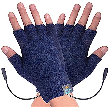 USBヒーター手袋 USBウォーマー内蔵手袋 USB暖房手袋 加熱手袋 ヒーターグローブ ヒーター手袋 防寒保温 厚手 冷え性対策 滑り止め バイク自転車 通勤