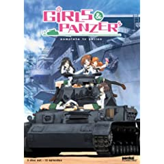 Girls Und Panzer: TV Collection [DVD] [Import]