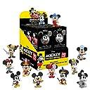 【ミニ ビニールフィギュア】『ミッキーマウス スクリーンデビュー90周年』シリーズ1(12個入りボックス)