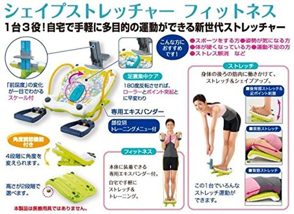 エッセイ細断再生的シェイプストレッチャーフィットネス HH-850【同梱?代引不可】