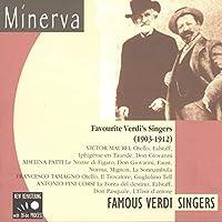 Verdi's Favorite Singers 1903-12