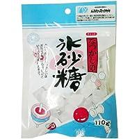 中日本氷糖 なつかしの氷砂糖 110g×12個