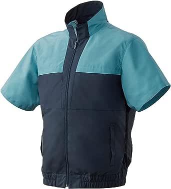 [アイリスオーヤマ] クールウェア WORK 空調ファン取付可 作業服 作業着 熱中症対策 半袖