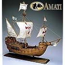 931 輸入木製帆船模型 アマティ1409 / サンタマリア