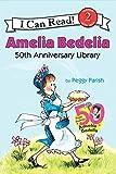 Amelia Bedelia 50th Anniversary Library: Amelia Bedelia, Amelia Bedelia and the Surprise Shower, and Play Ball, Amelia Bedelia (I Can Read Level 2)