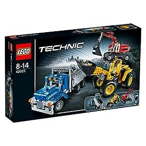レゴ (LEGO) テクニック マルチコンストラクショントリオ 42023