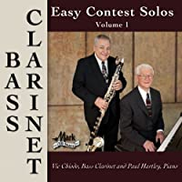 Easy Contest Solos Bass Clarinet Vol. 1