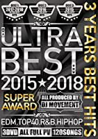 ULTRA BEST 2015−2018 SUPER AWARD [DVD]