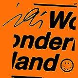 Wonderland (※ジャケットの色は 「黒」「白」「オレンジ」「黄緑」の計4種類のカラーがございますが、ランダム出荷のためカラーをお選びいただくことはできません) [Analog] 画像