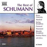Best of Schumann by SCHUMANN (1997-09-11)