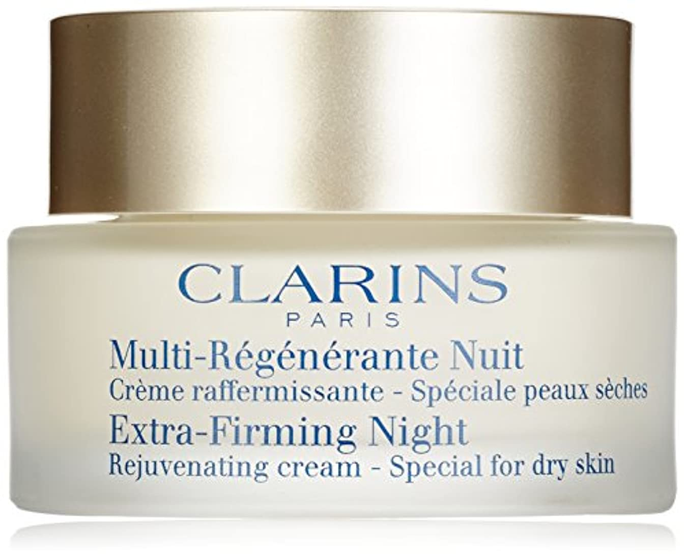 肌遺伝子無駄だクラランス CLARINS ファーミング EX ナイトクリーム ドライスキン [並行輸入品]