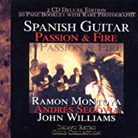 Spanish Guitar, Passion & Fire