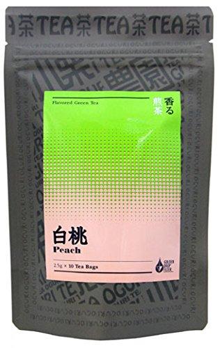 香る煎茶 白桃 袋2.5g×10
