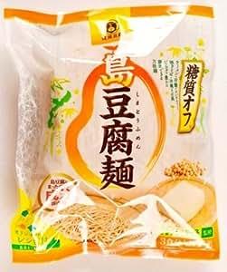 琉球豆腐 島豆腐麺 450g3食分×12×1ケース
