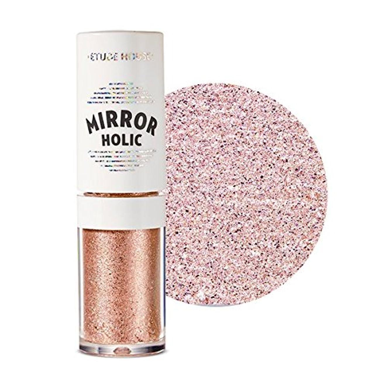 血リンケージネブETUDE HOUSE Mirror Holic Liquid Eyes / エチュードハウス ミラーホリックリキッドアイズ ミラーホリックリキッドアイズ (PK001) [並行輸入品]