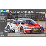 ドイツレベル 1/24 Audi A4 DTM '09 T.クリステンセン 07177
