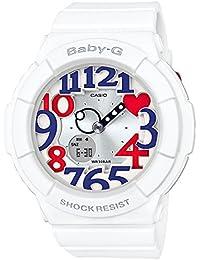 [カシオ] ベビージー BABY-G White Tricolor Series BGA-130TR-7BJF 腕時計 ホワイト