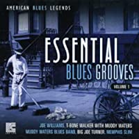 Essential Blues Grooves Vol. 1
