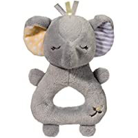 Grey Elephant Rattle
