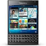 BlackBerry Passport LTE - SQW100-1: RGY181LW (SIMフリー, 32GB, Black)並行輸入品