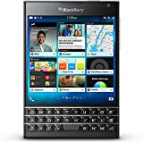 BlackBerry Passport LTE - SQW100-1: RGY181LW (SIMフリー, 32GB, Black)並行輸入品