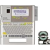 キングジム ラベルライター テプラPRO テープセット SR750A