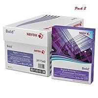 XeroxデジタルカラーXpressions +–普通紙–ホワイト–Letter Aサイズ( 8.5X 11で)–500シート( S ) 500 Sheets