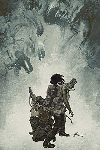 Aliens: Resistance #4 (English...