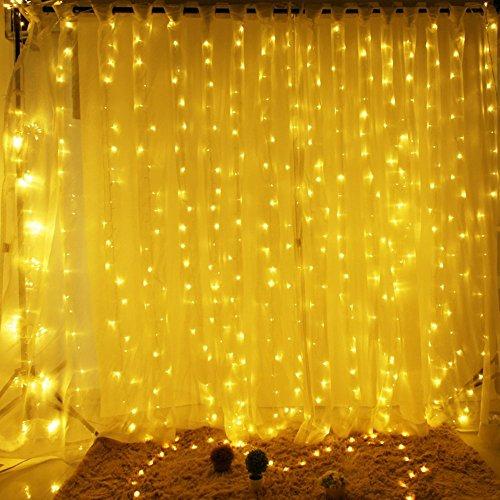 Ameelie LED イルミネーションライト 600球 l...