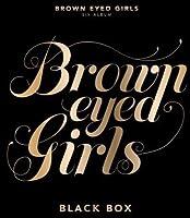 Brown Eyed Girls 5集 - Black Box (通常版) (韓国盤)