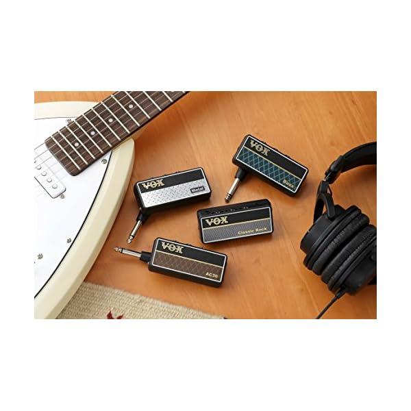 VOX ヴォックス ヘッドホン・ベースギター・...の紹介画像5