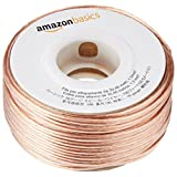 Amazonベーシック スピーカーケーブル 16ゲージ 30m