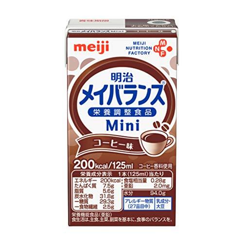 明治 メイバランスMini コーヒー味 12本入り