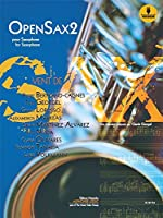 OpenSax Vol.2 (Book/Downloads). For サクソフォン