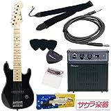 Photogenic フォトジェニック ミニエレキギター MST-120S/MBK サクラ楽器オリジナル エレキギターセット