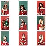 Twice Korea fanpage christmas photocard TT [並行輸入品]